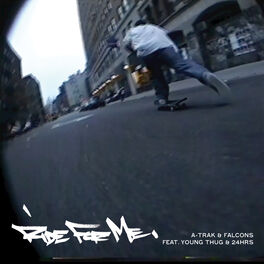 Album cover of Ride For Me