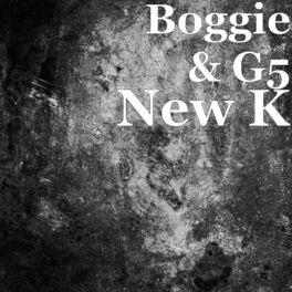 Album cover of New K