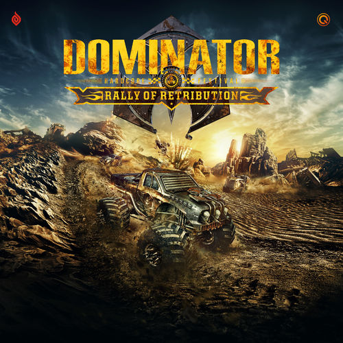 VA - Dominator - Rally Of Retribution (Mixed By Angerfist, The Satan, Negative A) [LP] 2019