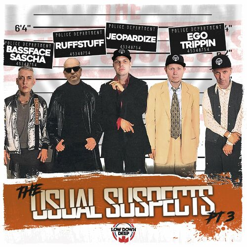 Download VA - The Usual Suspects Part 3 (LDDR176) mp3