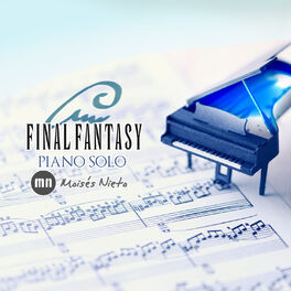 Album cover of Final Fantasy: Piano Solo