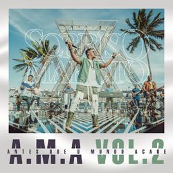 CD Sorriso Maroto - A.M.A - Vol. 2 (Ao Vivo) 2020 - Torrent download
