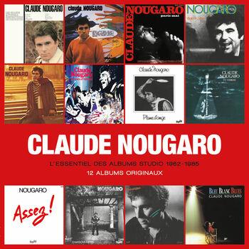 Claude Nougaro L'aspirateur : écoutez avec les paroles