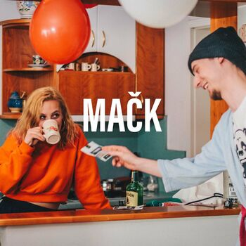 Mačk (feat. Simpl) cover