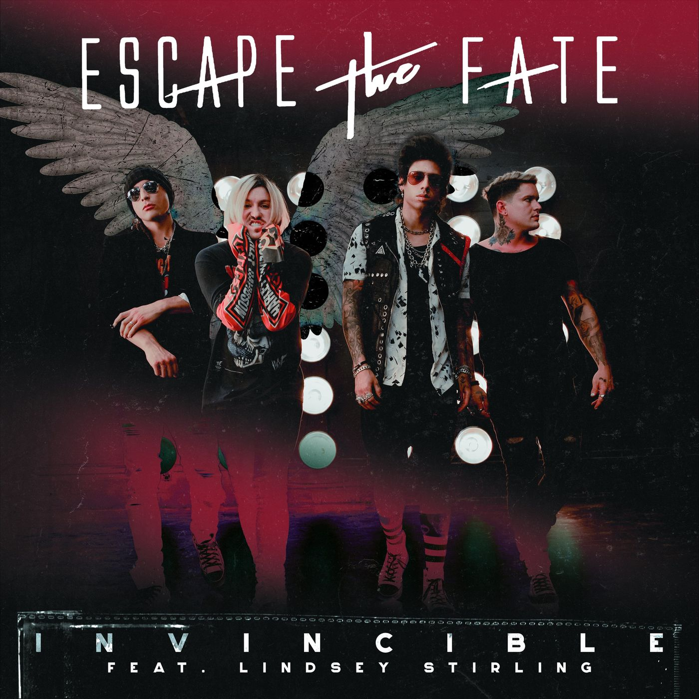 Escape the Fate - Invincible [single] (2020)