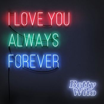 I Love You Always Forever cover