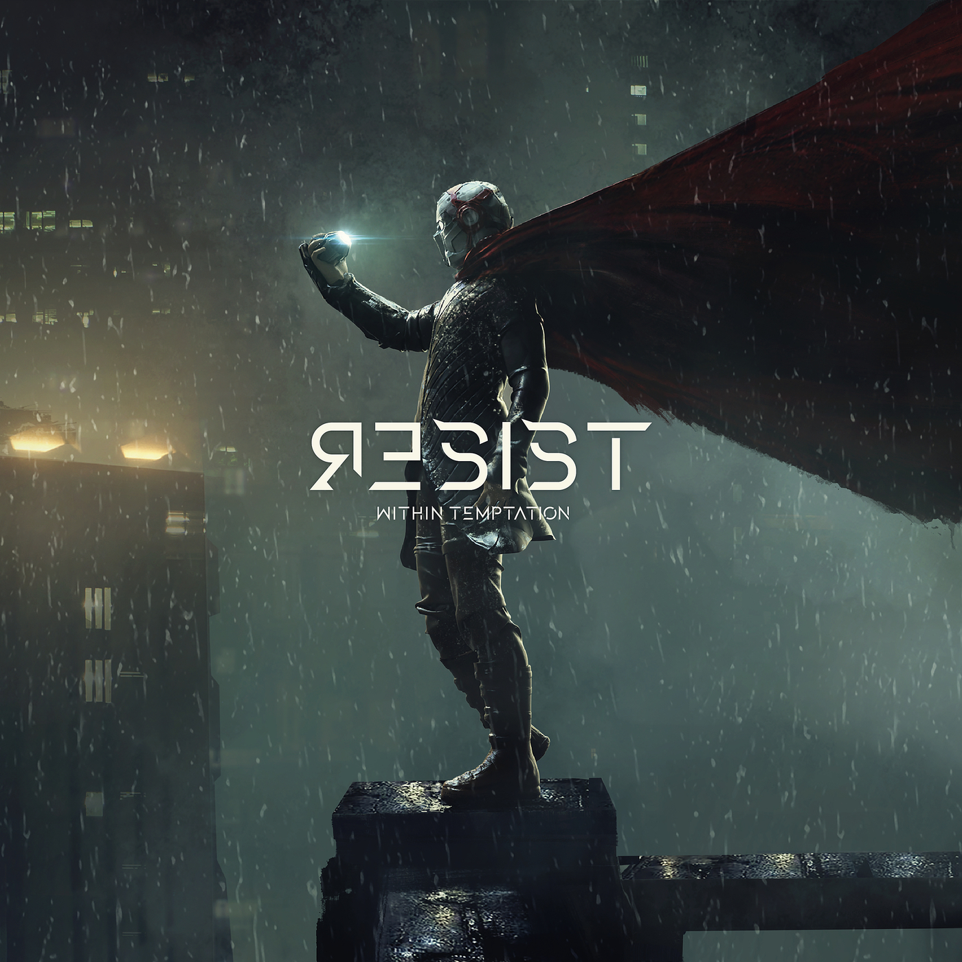 Within Temptation - Resist [Extended Deluxe] (2019)