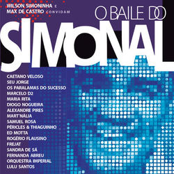 O Baile Do Simonal (Ao Vivo) 2019 CD Completo
