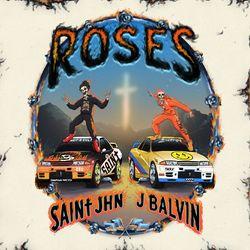 Download SAINt JHN Feat. J Balvin - Roses (Imanbek Remix Latino Gang)