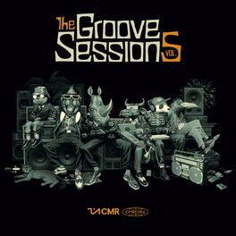 Album cover of The Groove Sessions, Vol. 5