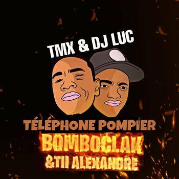 Téléphone Pompier cover