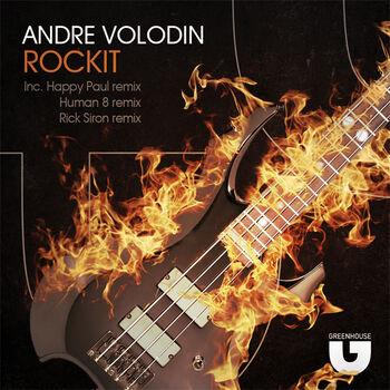 Rockit (Rick Siron remix) cover