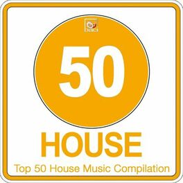 Album cover of Top 50 House Music Compilation, Vol. 3 (50 Best House, Deep House, Tech House Hits)