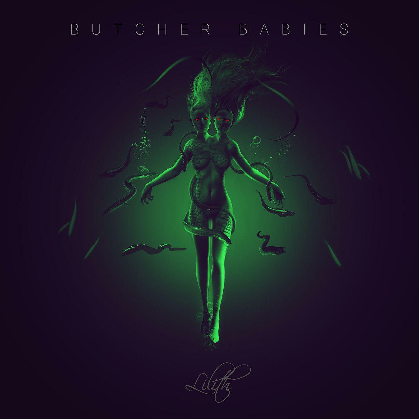 Butcher Babies - Lilith (2017)