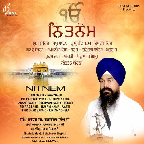 Gyani Balwinder Singh Ji Sukhmani Sahib Slusaj Uz Tekstove Pesama Deezer This set of hymns or bani is very popular. gyani balwinder singh ji sukhmani