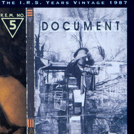 Album cover of Document (The I.R.S. Years Vintage 1987)
