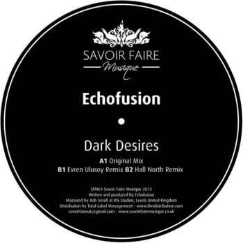 Dark Desires (Evren Ulusoy's Guilty Pleasure Dub) cover
