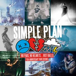 Simple Plan – No Pads, No Helmets…Just Balls (15th Anniversary Tour Edition) 2018 CD Completo