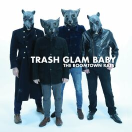 Album cover of Trash Glam Baby