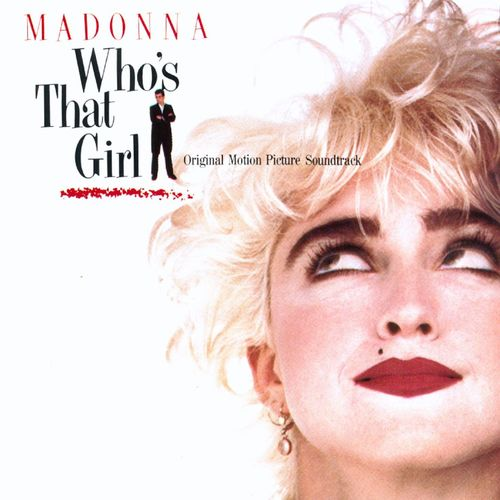 Baixar CD Who's That Girl Soundtrack – Madonna (1987) Grátis