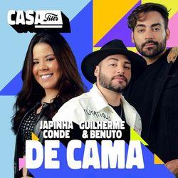 De Cama (Ao Vivo No Casa Filtr) – Japinha Conde part Guilherme e Benuto