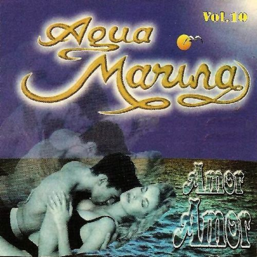Agua Marina Amor Se Escribe Con Llanto Listen With Lyrics Deezer