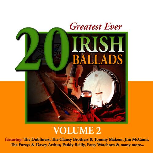 Various Artists: 20 Greatest Ever Irish Ballads - Volume 2