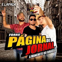 Forró Página de Jornal – É Lapada 2019 CD Completo