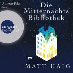Die Mitternachtsbibliothek (Gekürzte Lesung) Audiobook