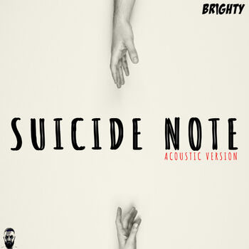 Suicide Note (Acoustic) cover