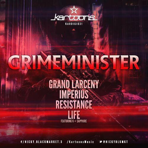 Download Grimeminister - Grand Larceny (KARDIGI31) mp3