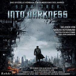 Star Trek Into Darkness (Der Roman zum Film) Audiobook