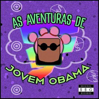 As Aventuras de Jovem Obama cover