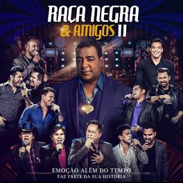 Album cover of Raça Negra e Amigos II (Ao Vivo)
