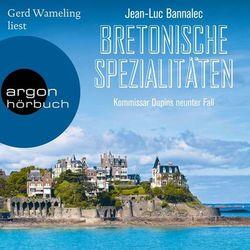 Bretonische Spezialitäten - Kommissar Dupin ermittelt, Band 9 (Ungekürzt) Audiobook