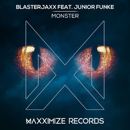 Album cover of Monster (feat. Junior Funke)