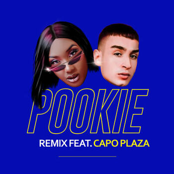 Pookie (feat. Capo Plaza) cover