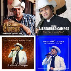 Padre Alessandro Campos – Discografia 2021 CD Completo