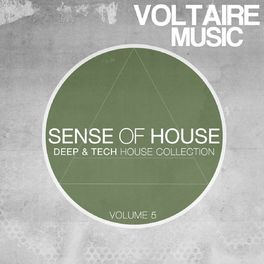 Album cover of Sense of House, Vol. 5 (Deep & Tech House Collection)