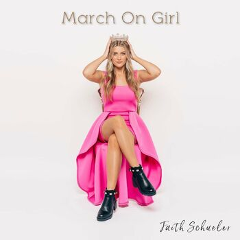 March on Girl cover