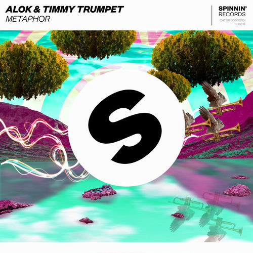 Baixar Single Metaphor – Alok, Timmy Trumpet (2019) Grátis