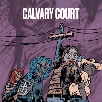 Calvary Court cover