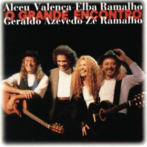 Baixar CD O Grande Encontro – Elba Ramalho, Ze Ramalho, Geraldo Azevedo (1996) Grátis