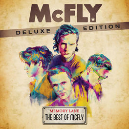 Album cover of Memory Lane (The Best Of McFly) (Deluxe Edition)