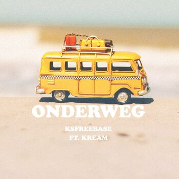 Onderweg (feat. Kream) cover