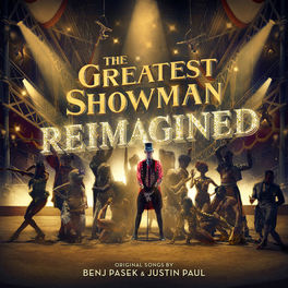 Album cover of The Greatest Show