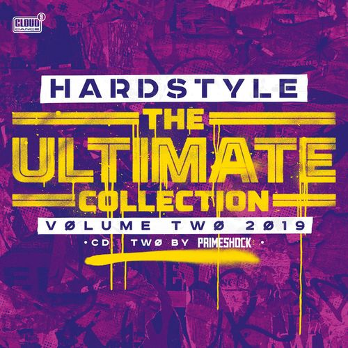 VA - Hardstyle The Ultimate Collection Volume 2 (Disc Two Selected by Primeshoock) LP 2019