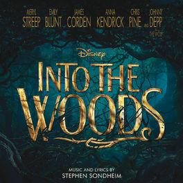 Album cover of Into the Woods (Original Motion Picture Soundtrack)