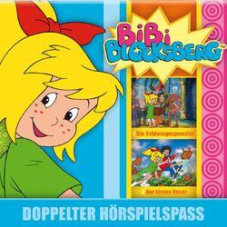 Doppelter Hörspielspaß (Die Schlossgespenster & Der kleine Hexer) Audiobook