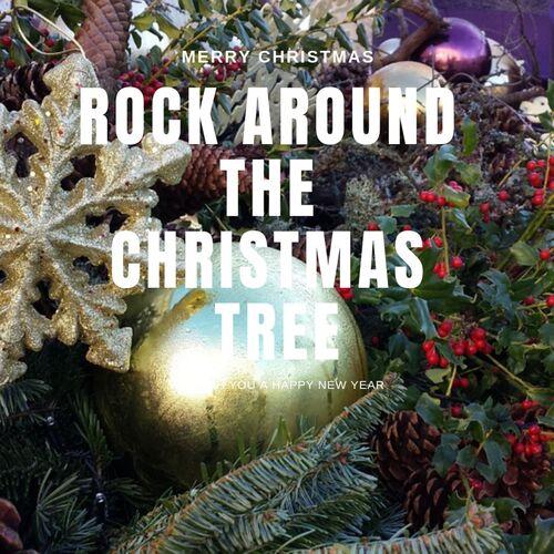 Rock Around The Christmas Tree.Various Artists Rock Around The Christmas Tree